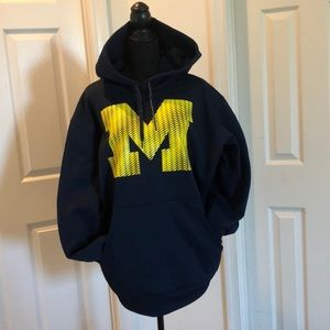 Climawarm Michigan Adidas Hoodie